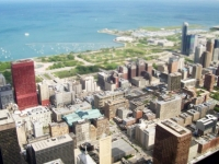 Tilt-shift Chicago