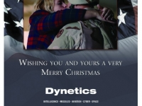 Dynetics Christmas Veterans Advertisement